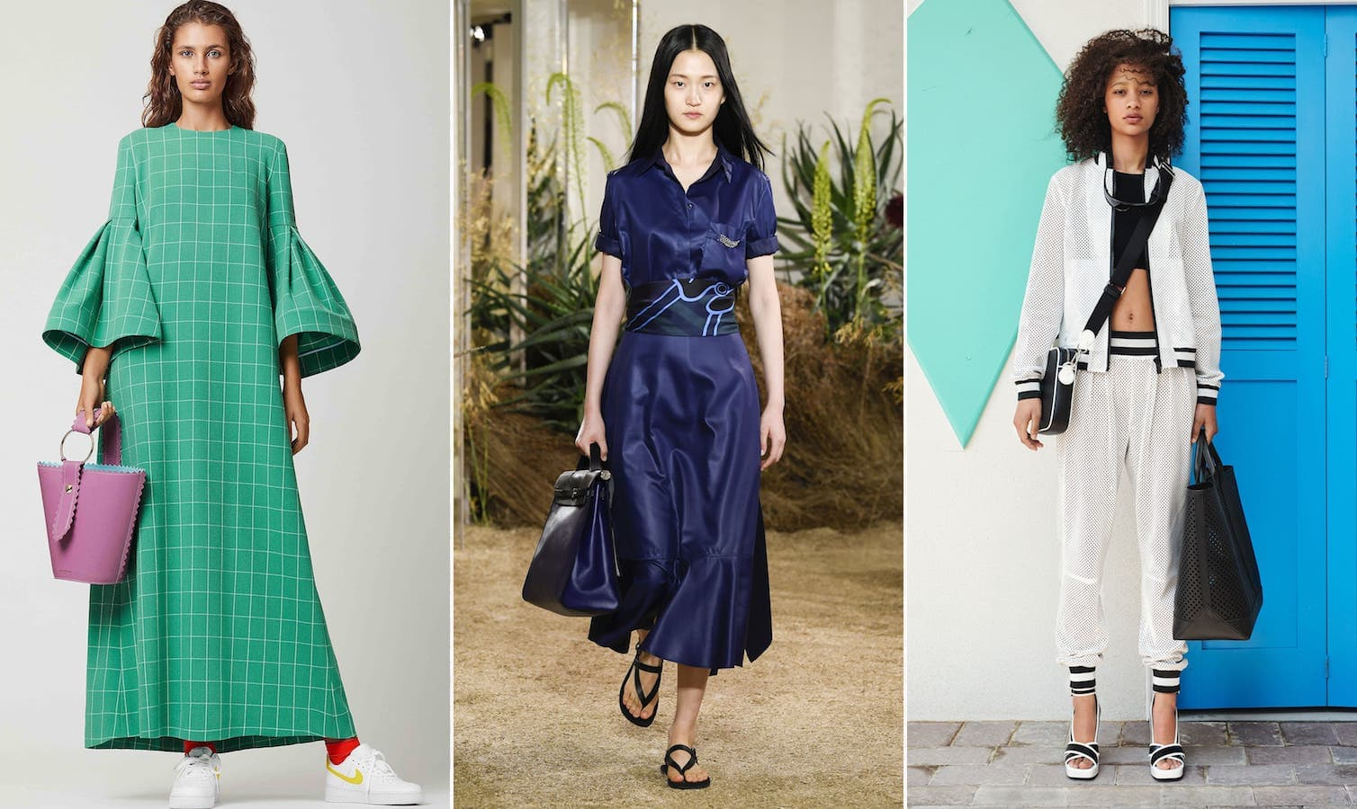 Мода 2019: модная женская одежда