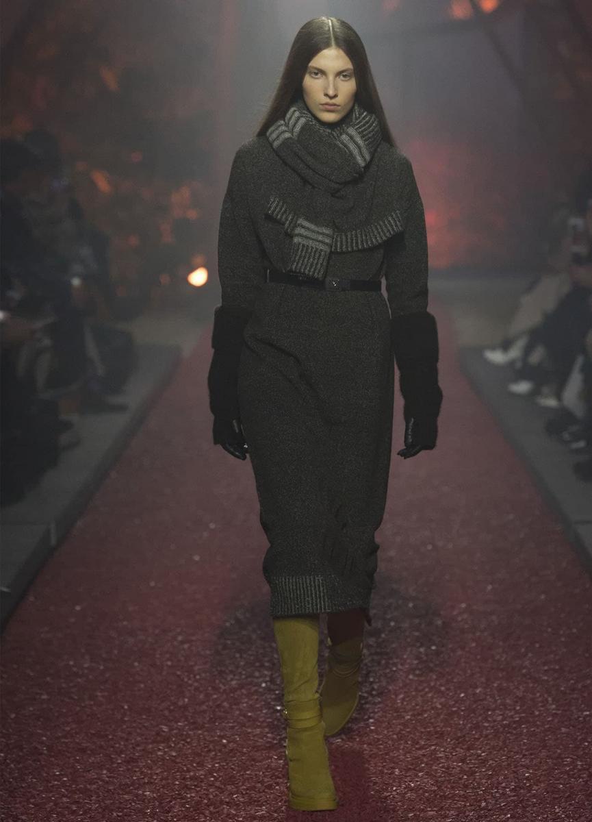 Мода осень-зима 2021-2022 - Образ 1