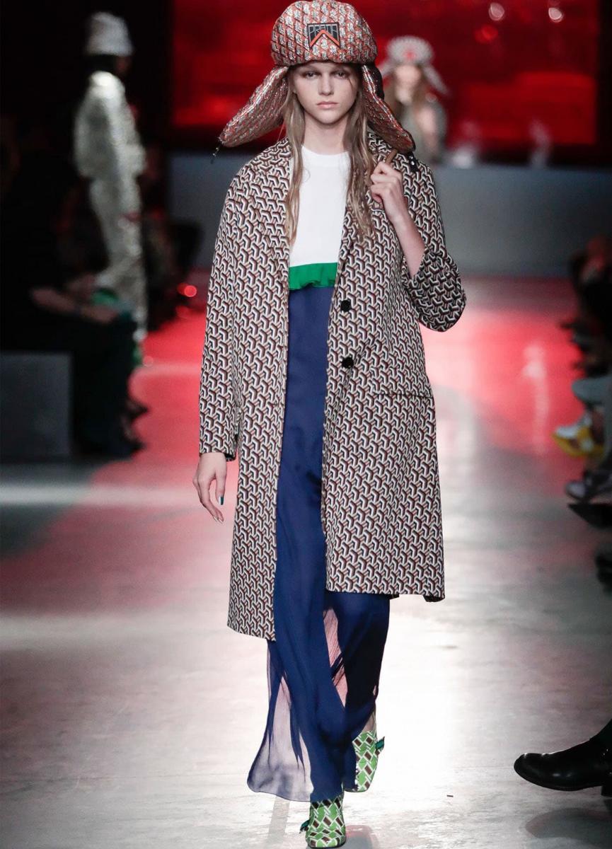 Мода осень-зима 2021-2022 - Образ 6