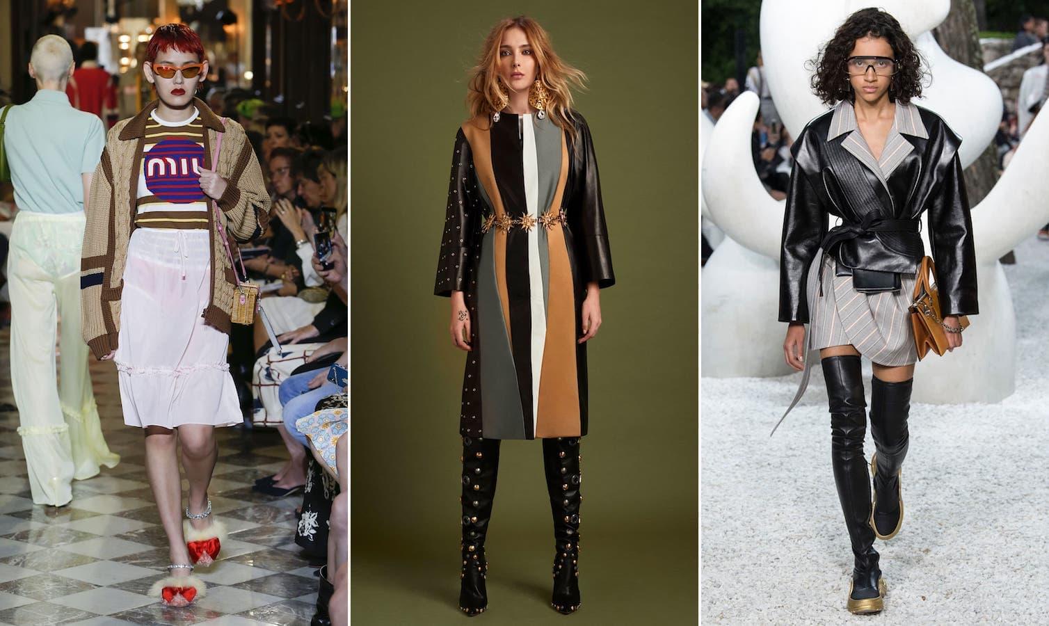 Тенденции моды осень-зима 2021-2022