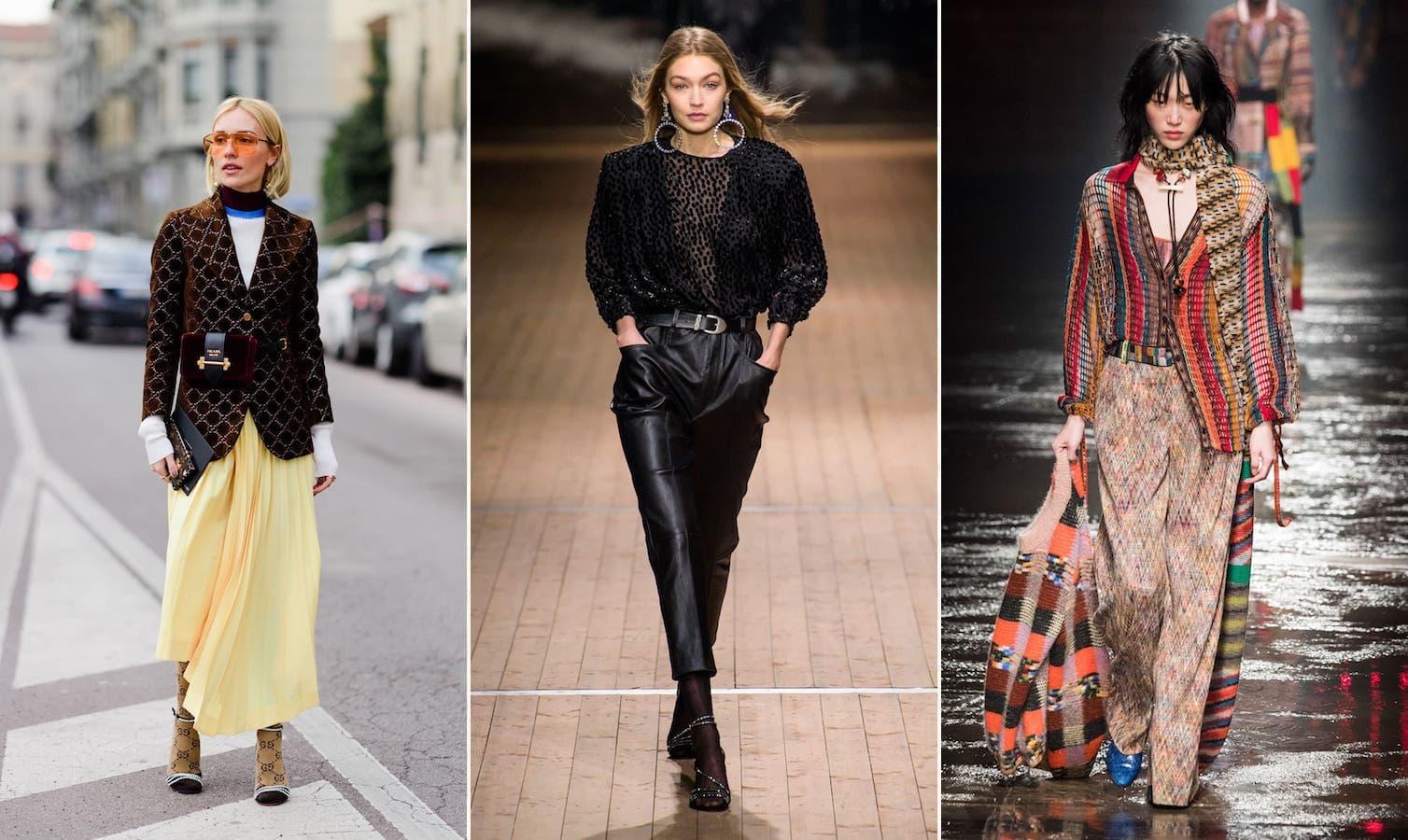 Мода 2018: модная женская одежда
