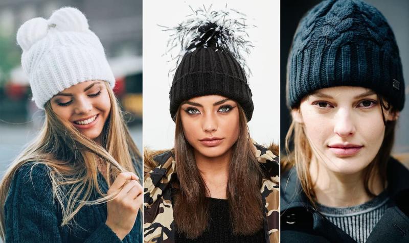 Модные цвета шапок осень-зима 2018-2019 5