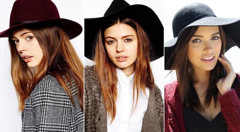 Модные шляпы осень-зима 2018-2019