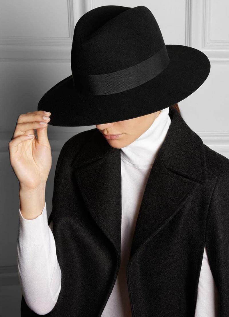 Модные шапки - тренды 102