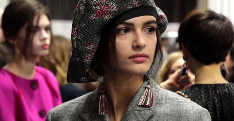 Модная шапка - фото 3