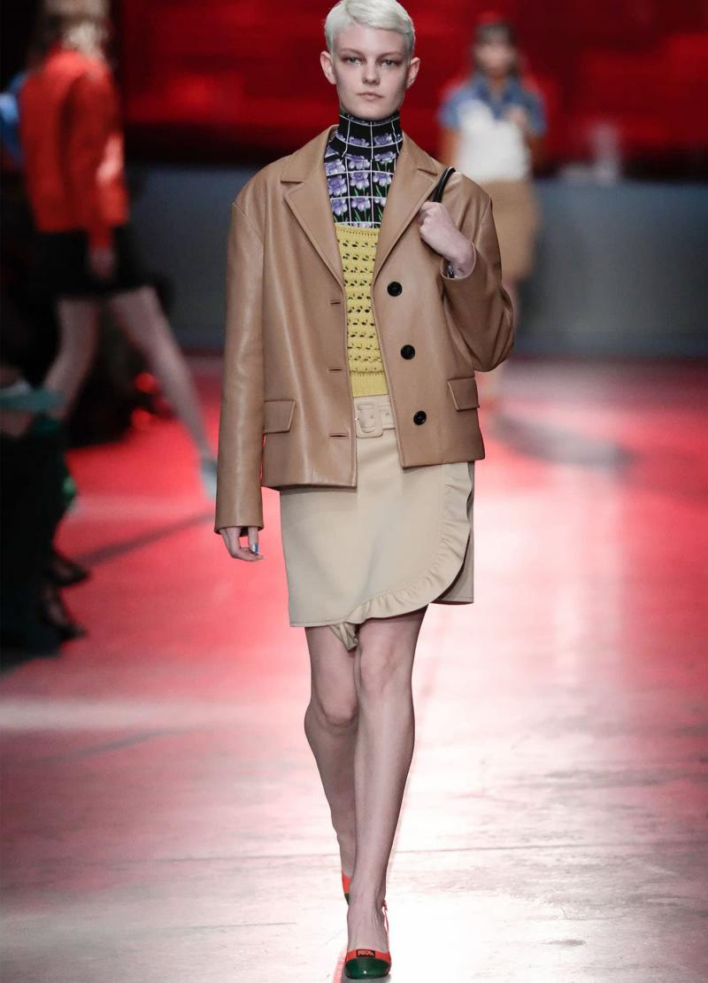 Мода 2022 - тренд 1