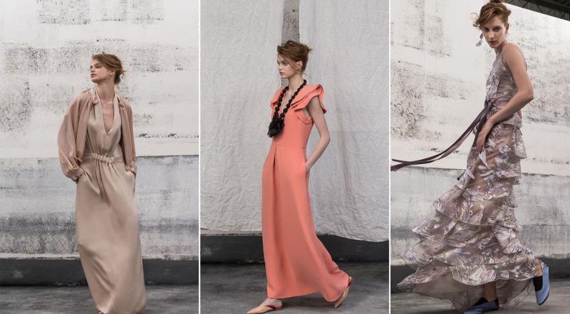 Мода 2022 - выбор ткани