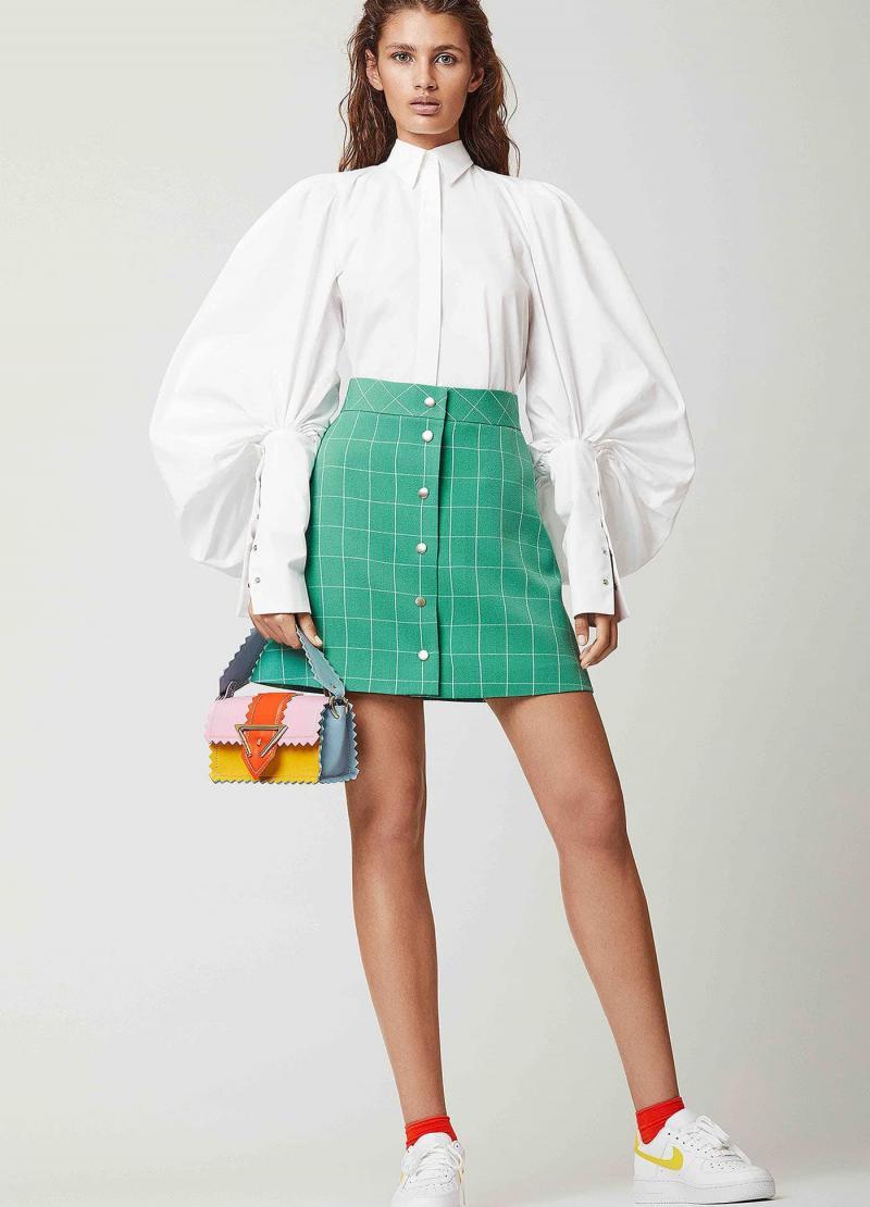 Мода 2019 года - фото 11