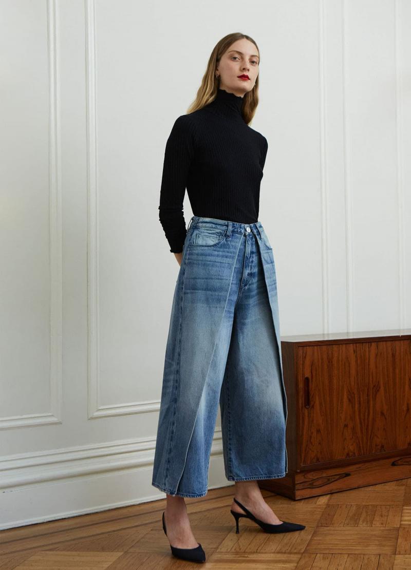 Мода 2019 года - фото в женской одежде 12