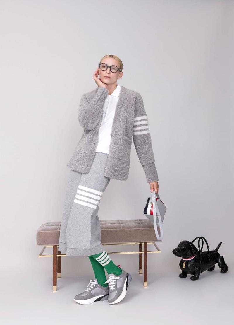 Мода 2022 года - фото в женской одежде 13