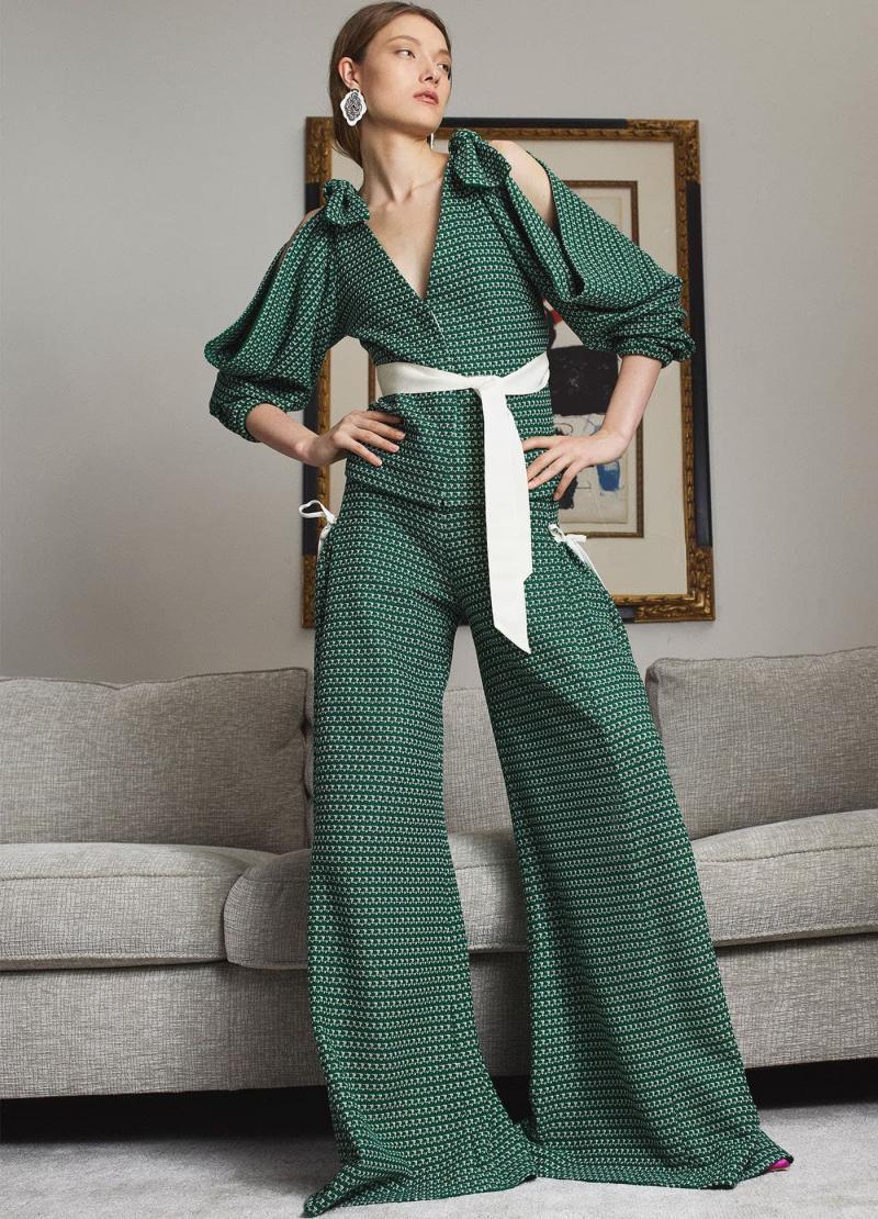 Мода 2019 года - фото в женской одежде 19