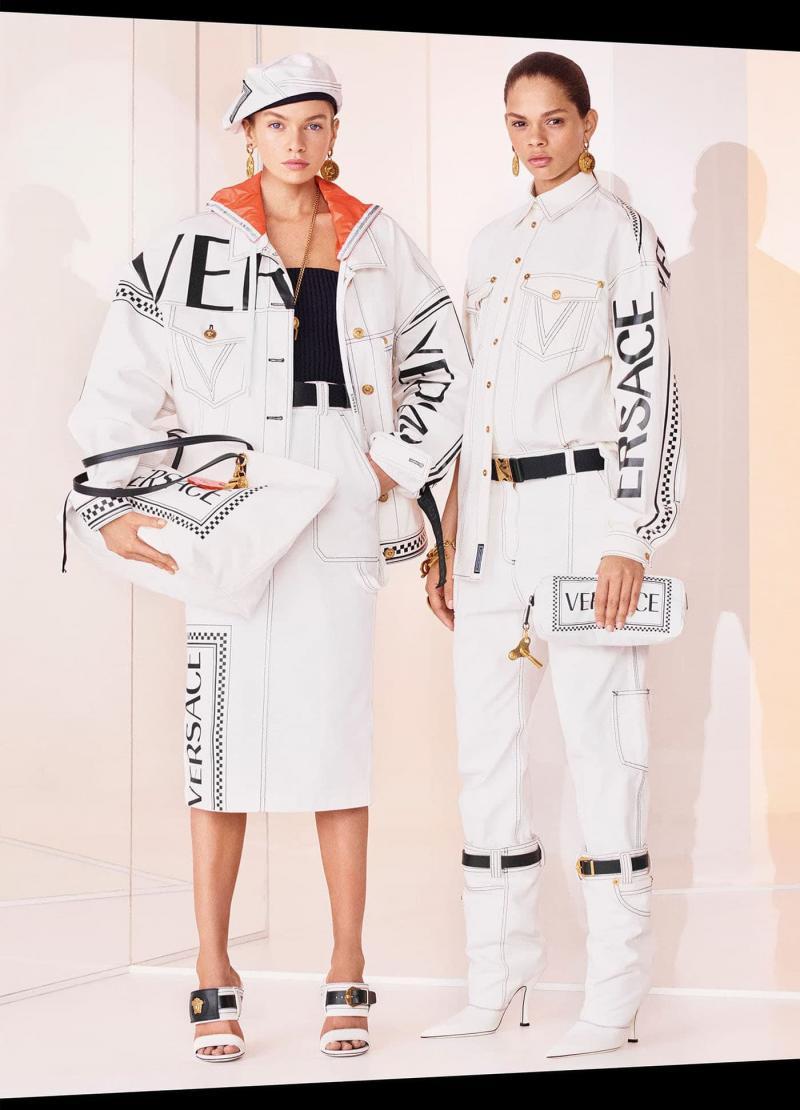 Мода 2019 года - фото в женской одежде 20
