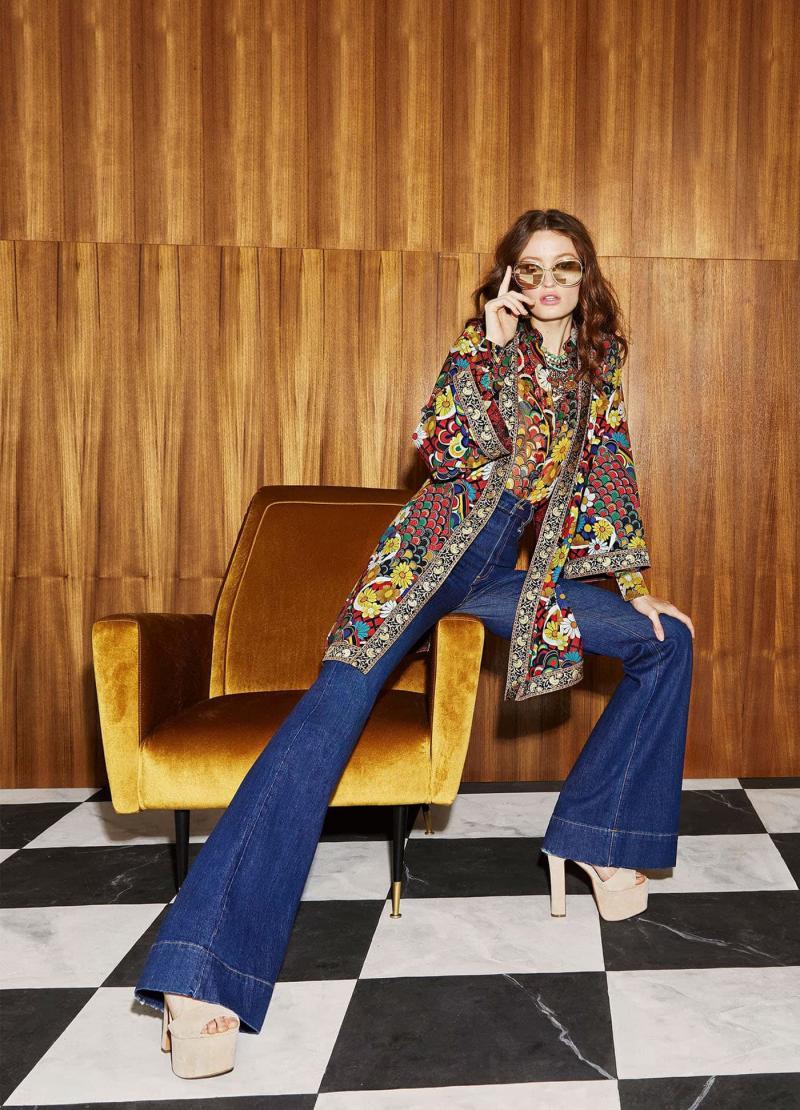 Мода 2019 года - фото в женской одежде 21