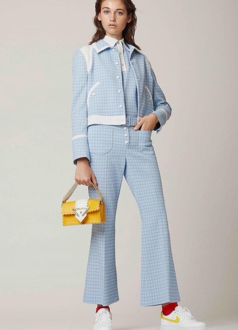 Мода 2019 года - фото в женской одежде 23