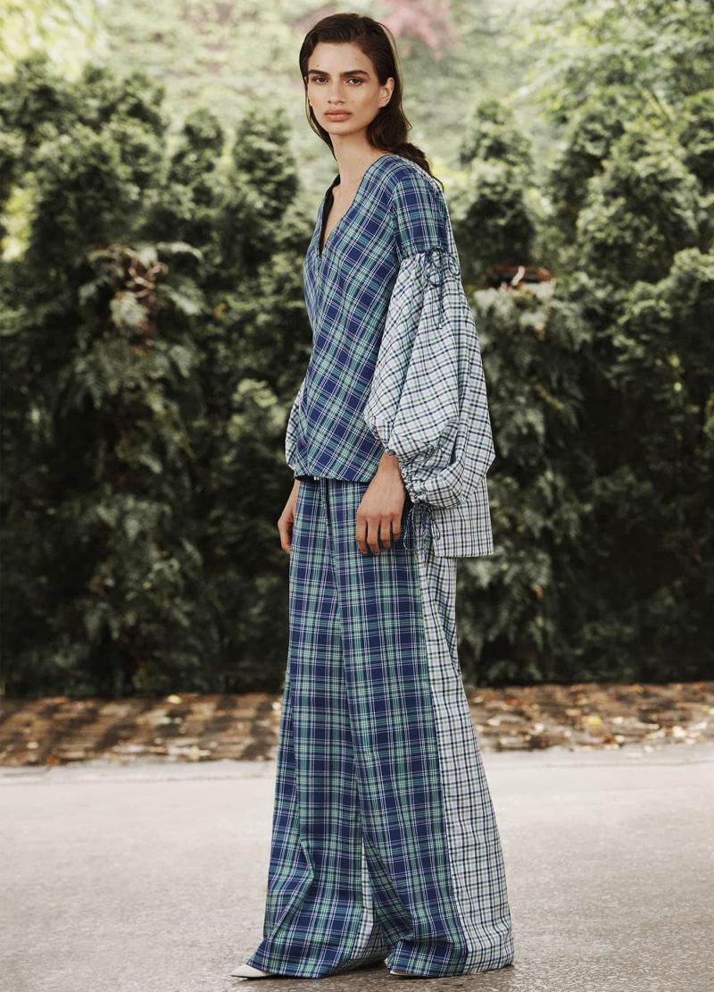 Мода 2019 года - фото в женской одежде 25