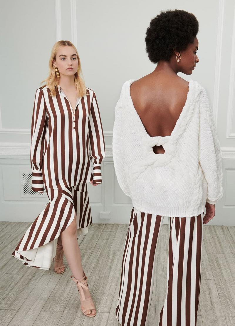 Мода 2022 года - фото в женской одежде 3
