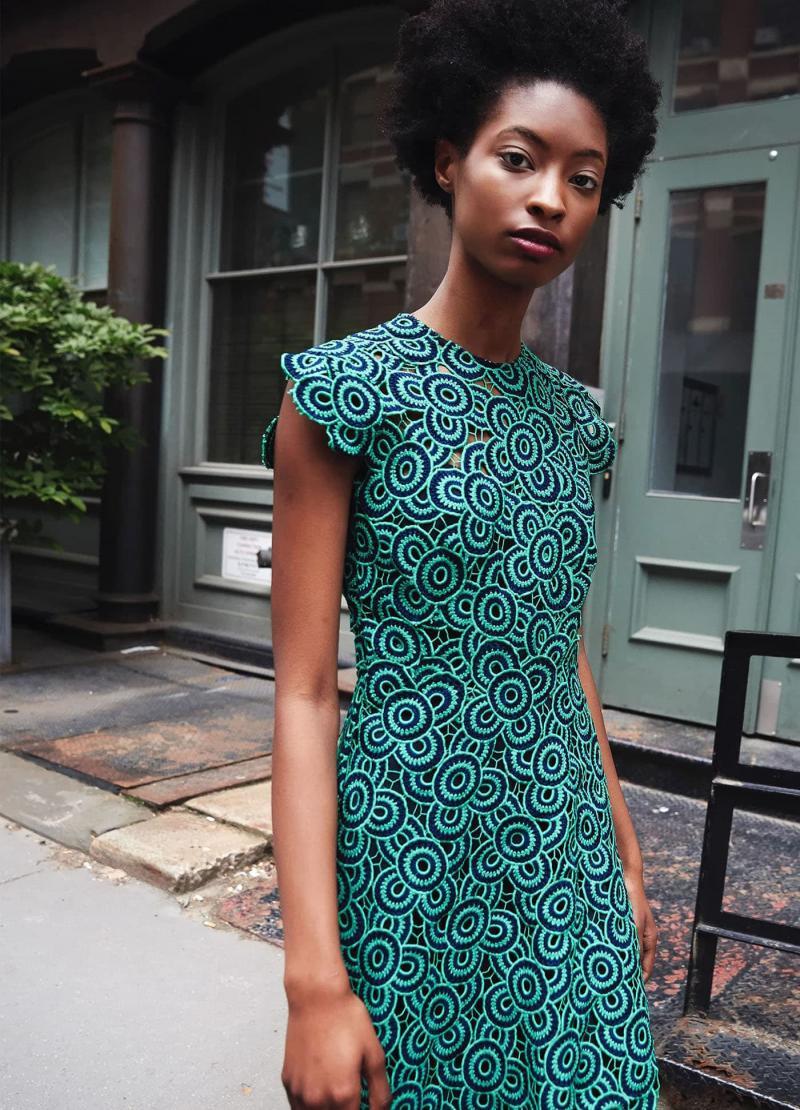 Мода 2019 года - фото в женской одежде 6