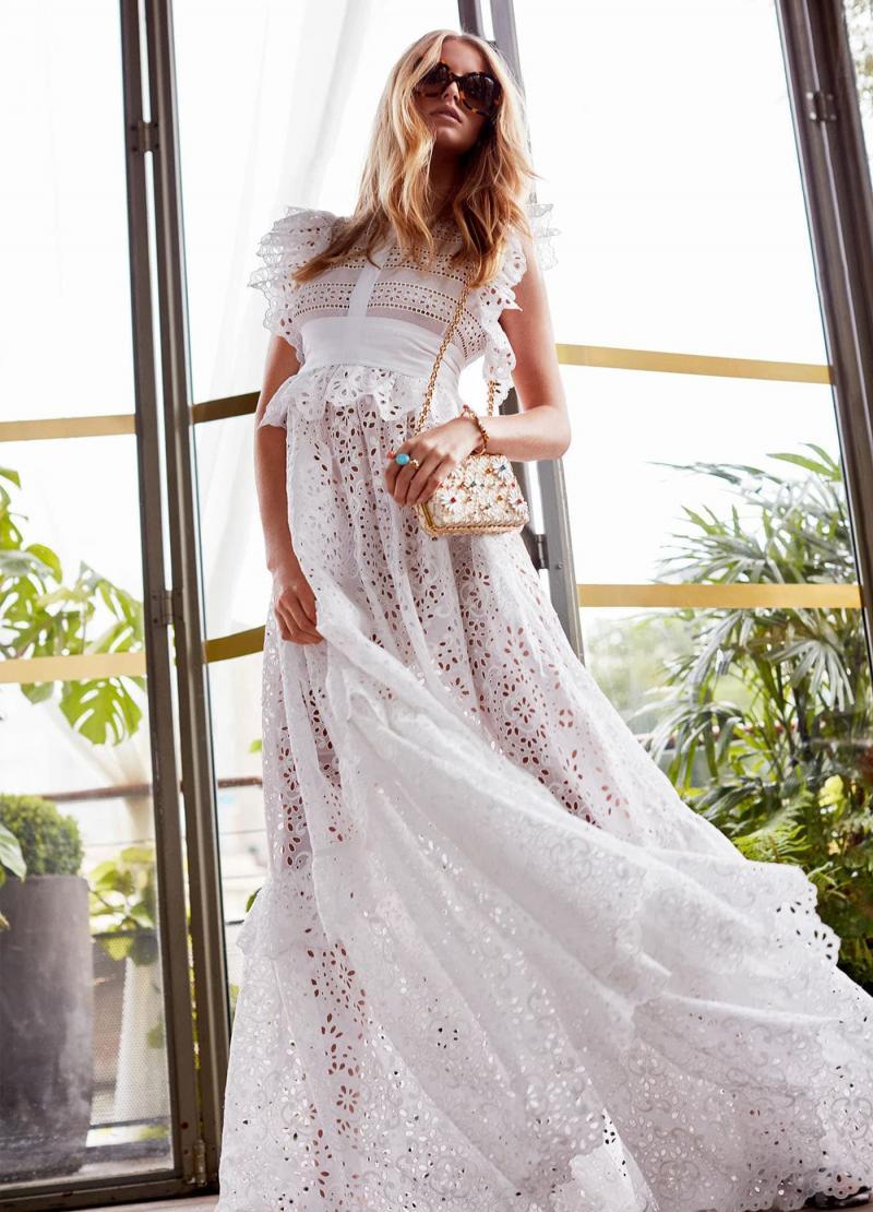 Модная одежда 2019 - фото 11