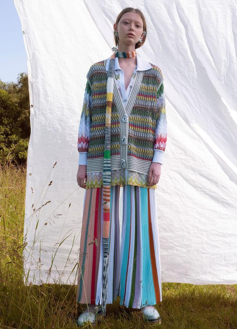 Модная одежда 2022 - фото 17