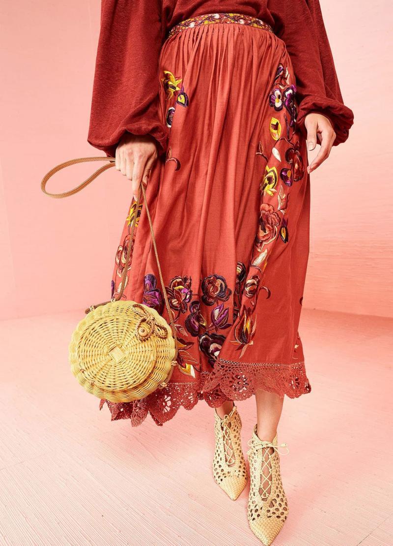Модная одежда 2019 - фото 18