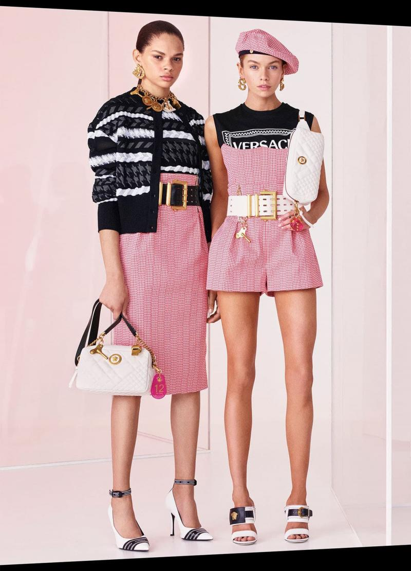 Модная одежда 2022 - фото 19