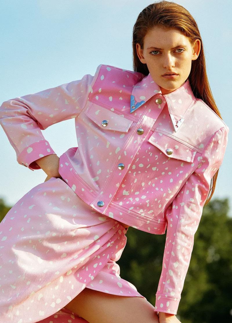 Модная одежда 2019 - фото 3
