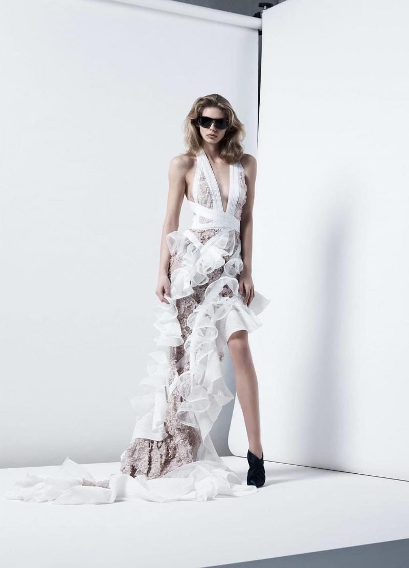Модная женская одежда - фото 10