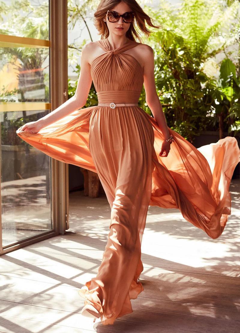 Модная женская одежда - фото 13