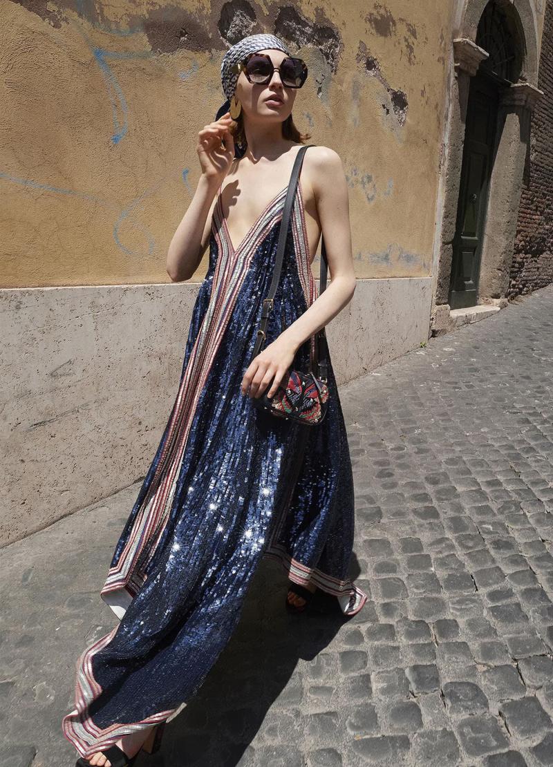 Модная женская одежда - фото 16
