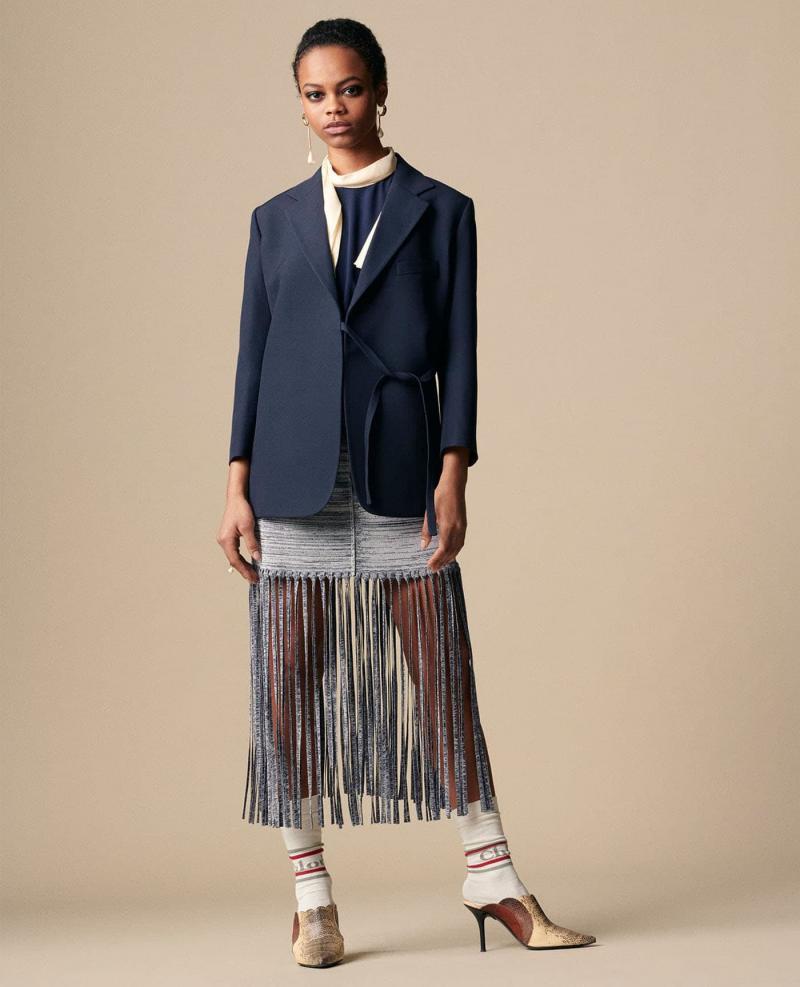 Модная женская одежда - фото 17