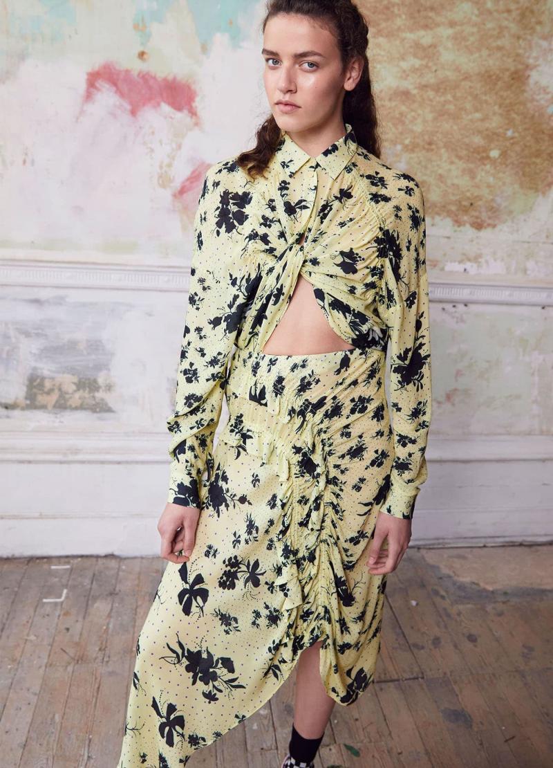 Модная женская одежда - фото 19