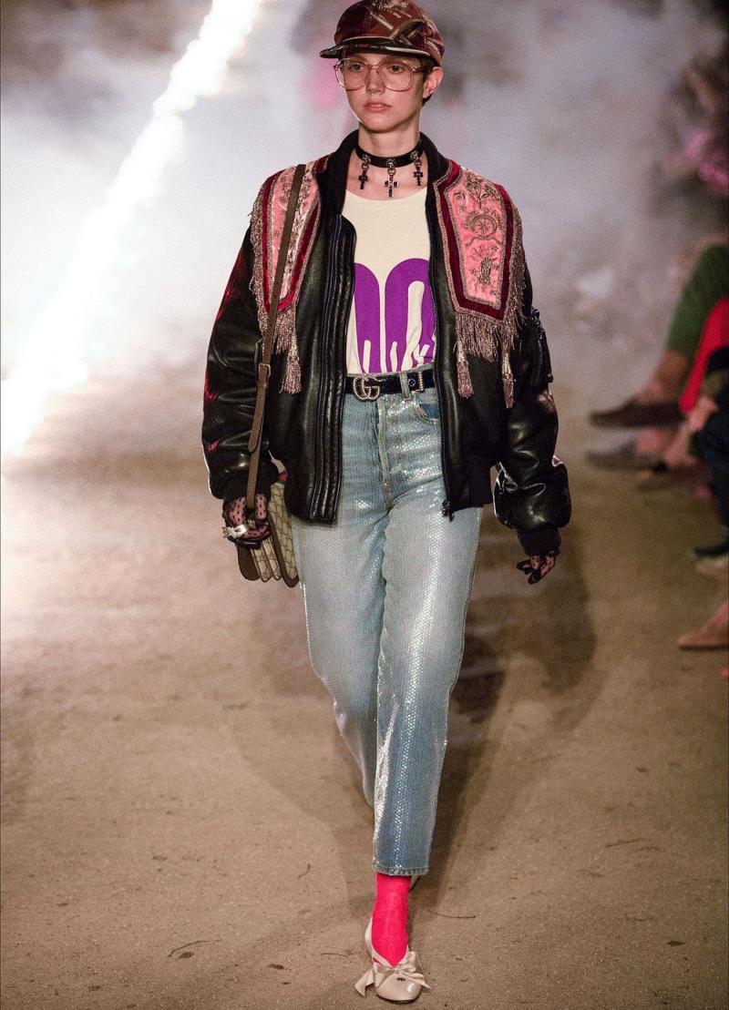 Модная женская одежда - фото 22