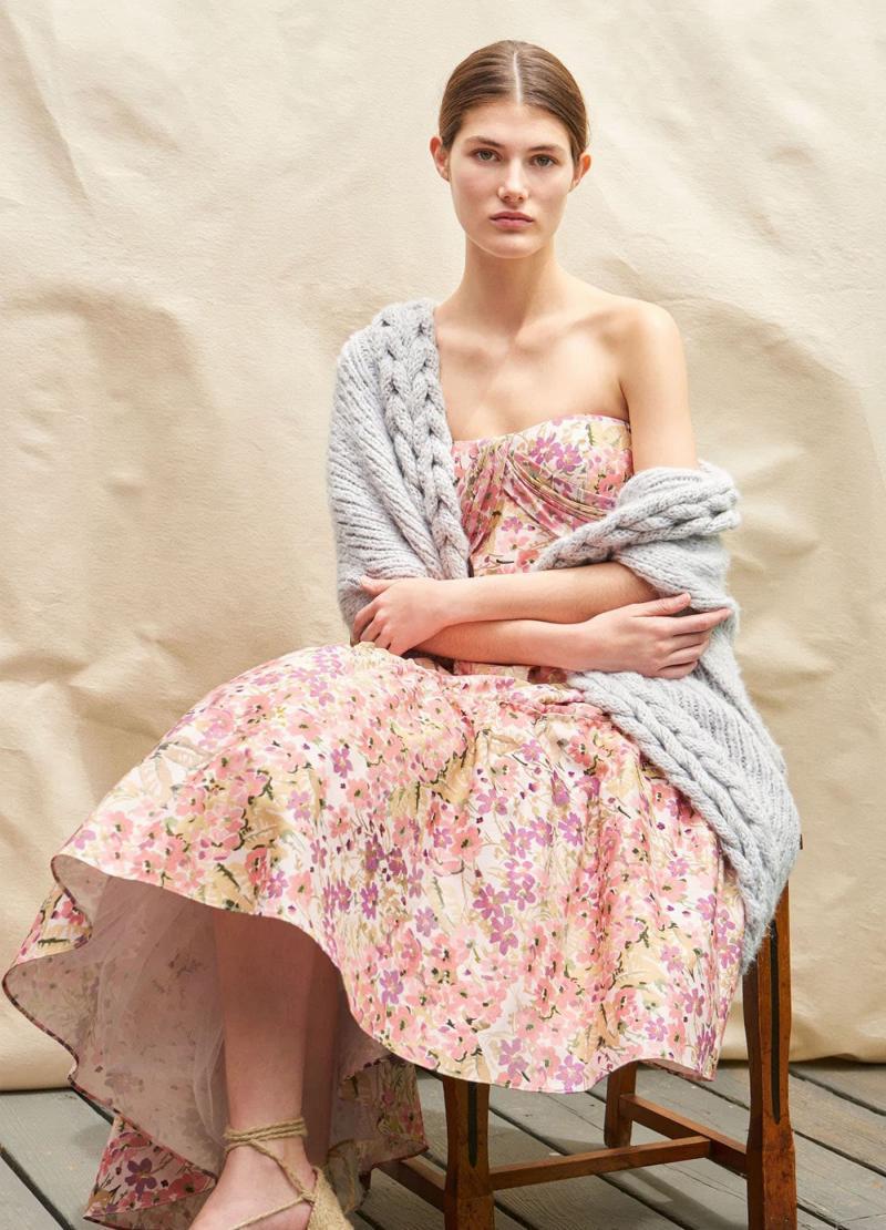 Модная женская одежда - фото 24