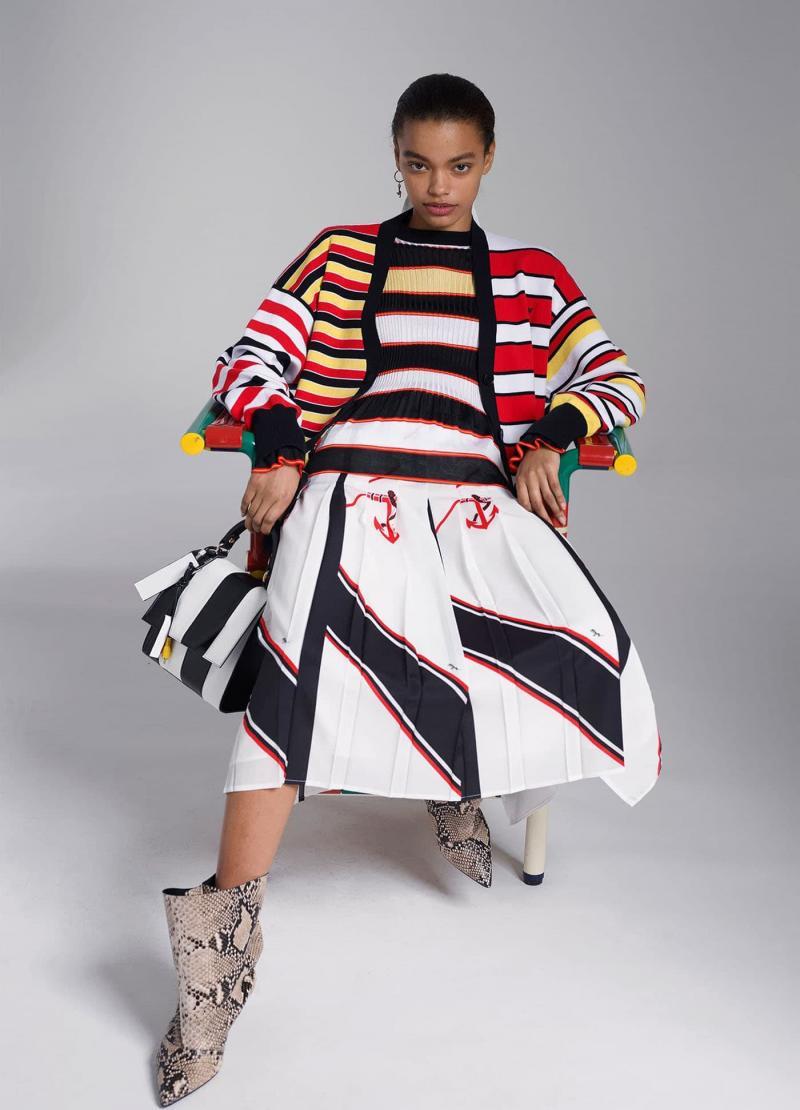 Женская мода 2019 7