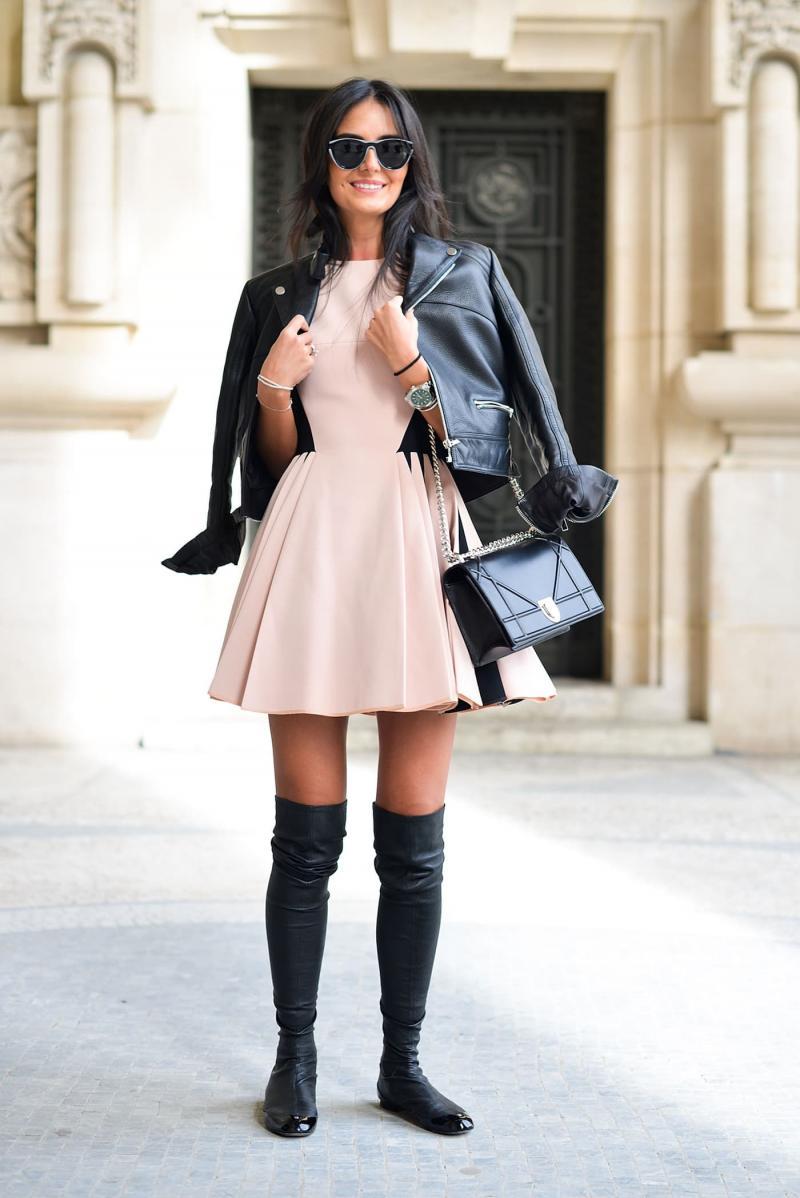 Платья и сапоги - фото 2