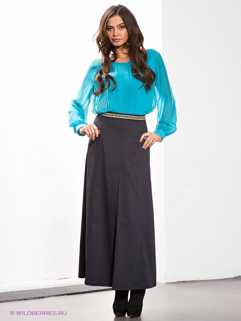 Длинная юбка - фото 6