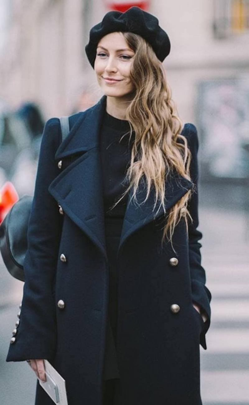 Шапки и пальто - фото 4-1