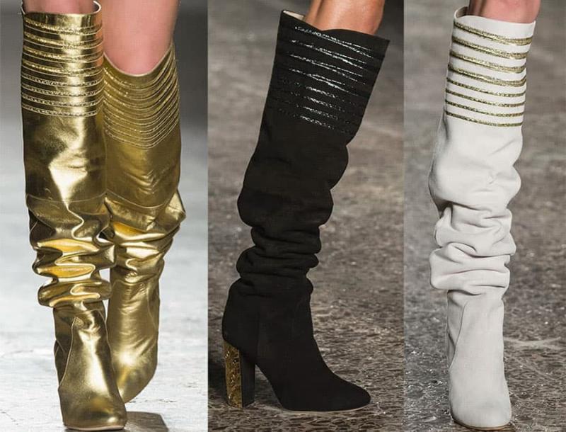 Модные сапоги 2022 - фото 10