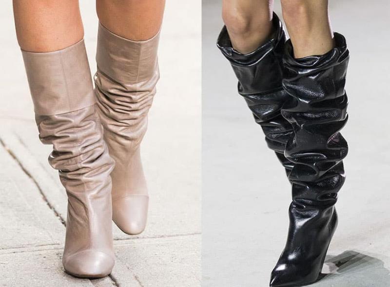 Модные сапоги 2022 - фото 11