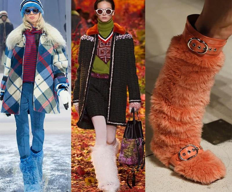 Модные сапоги 2019 - фото 13