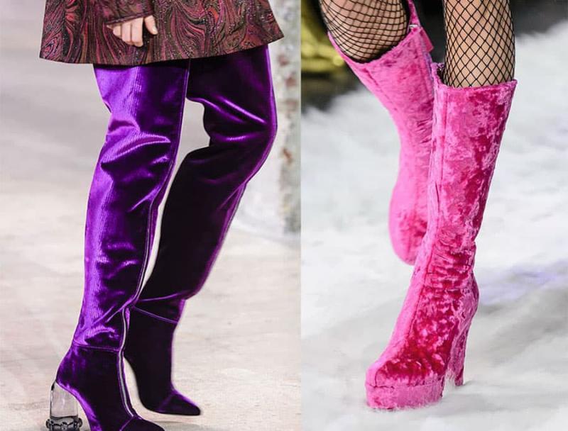 Модные сапоги 2022 - фото 14