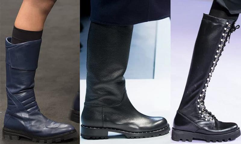 Модные сапоги 2022 - фото 6