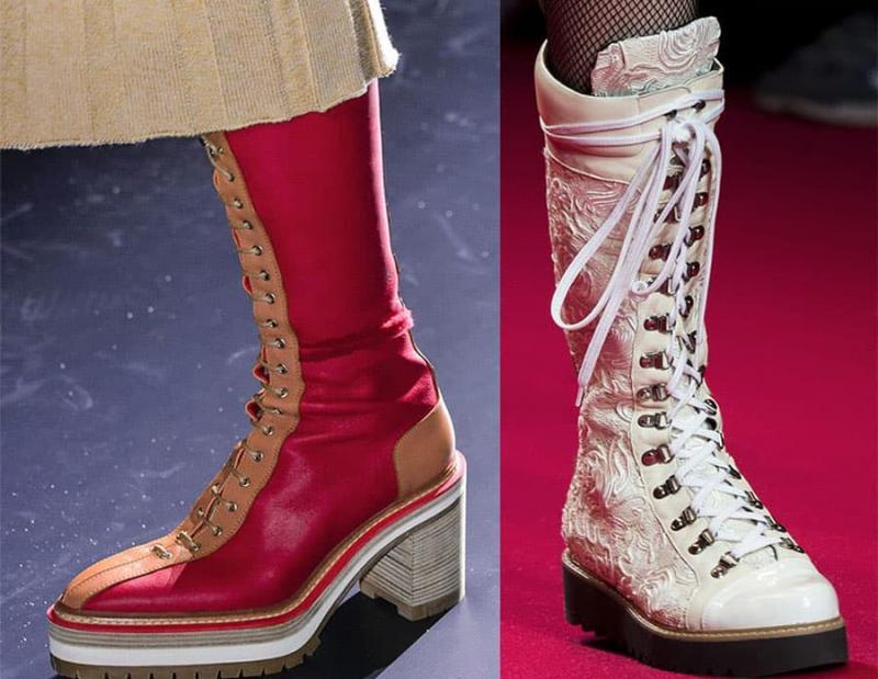 Модные сапоги 2022 - фото 8