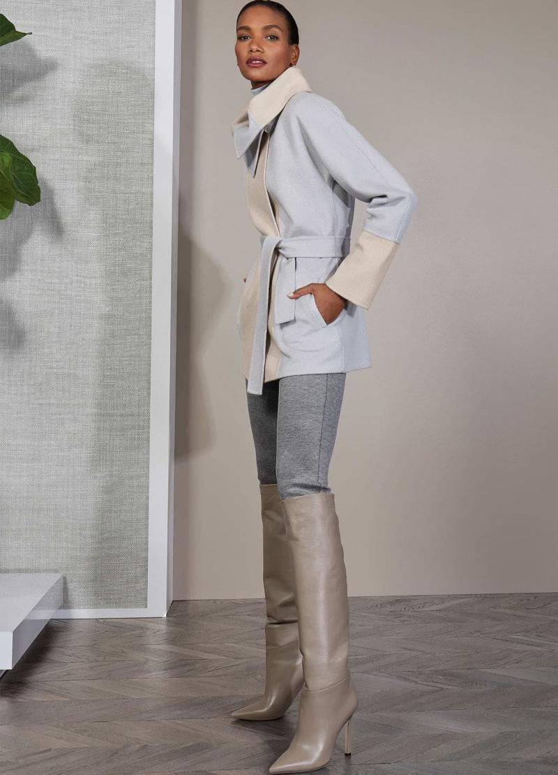 Модные женские сапоги - фото 14