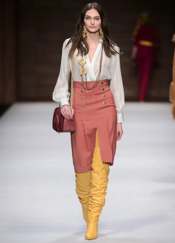 Модные женские сапоги - фото 24