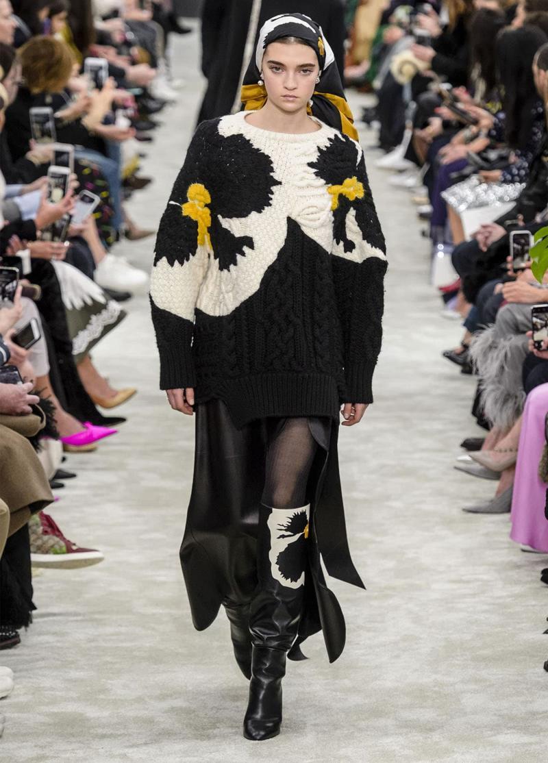 Модные женские сапоги - фото 25