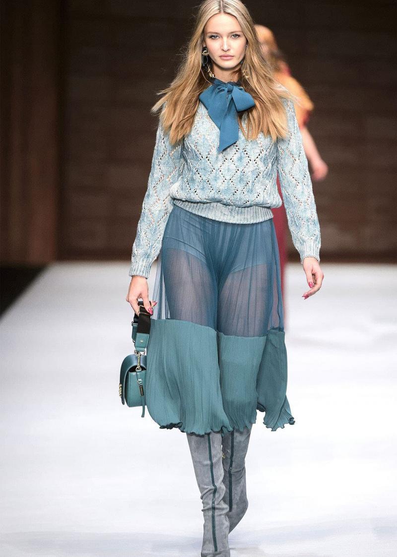 Модные женские сапоги - фото 27