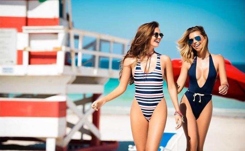 Модные купальники 1