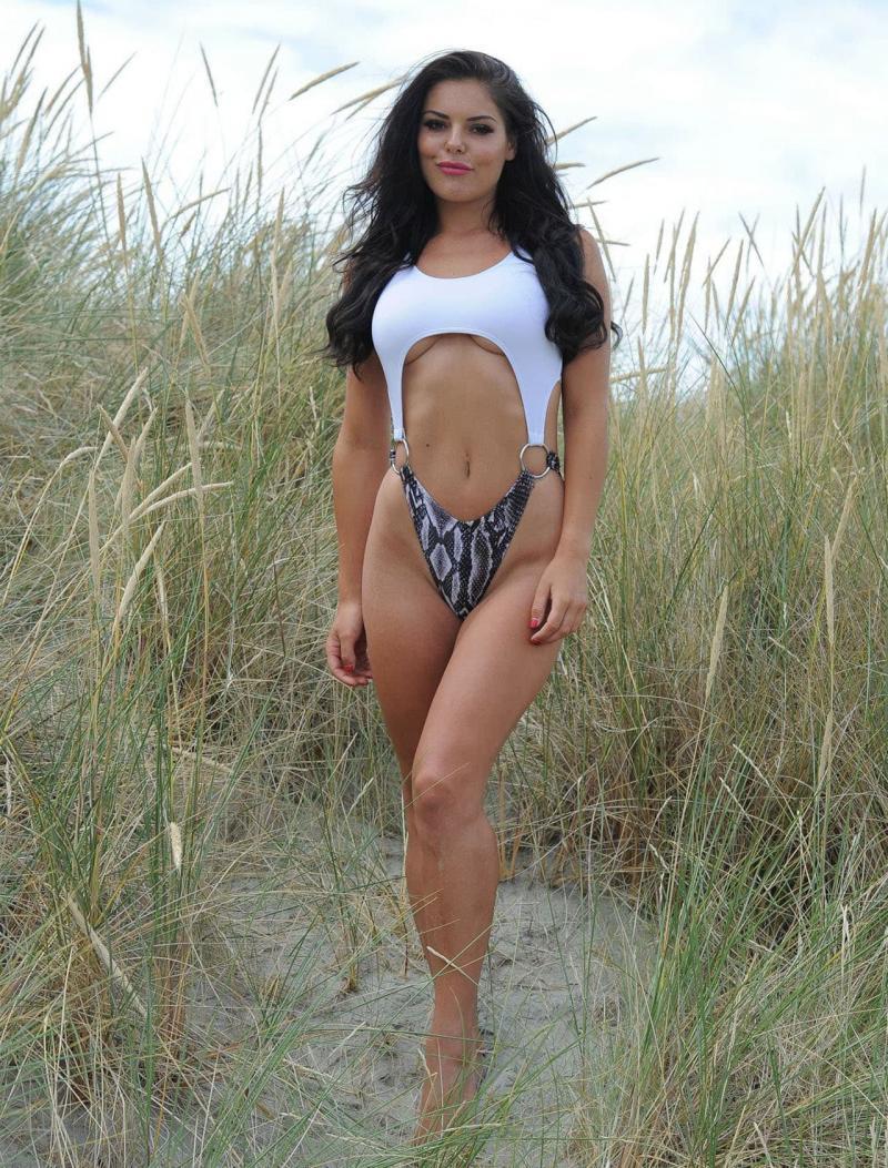 Модные купальники 5