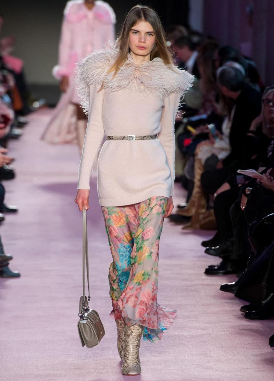 Модные длинные юбки 11